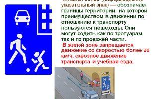 Жилая зона пдд: знак, скорость проезда, движение, парковка или стоянка, если пешеход, выезд, проезд по дворовой