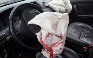 Подушка безопасности и дтп: экспертиза после аварии, замена, как восстановить