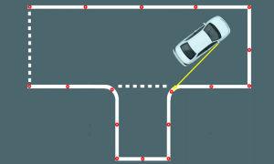 Упражнение эстакада на автодроме: как делать поэтапно, без ручника, как правильно заехать новичку на горку, как сдать экзамен с первого раза