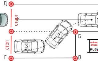 Парковка задним ходом: как заехать, если параллельная, перпендикулярная, правильная боковая, в гараж, схема выезда, проезд между автобусами
