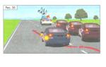 Машины со спецсигналами: разрешения на управление авто, как правильно пропустить, обогнать по пдд, штраф за непропуск