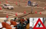 Экзамен по вождению город: какие бывают ошибки при сдаче, пересдача, сколько времени, баллы, как успокоиться, правила в гибдд