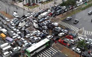 Пробки на дорогах в реальном времени: как определяют, как узнать причину заторов на дорогах