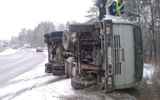 Дтп зимой: уровень, причины на трассах, летней резине, с гололедом, дтп и грузовики