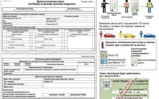 Какие документы нужны для техосмотра, чтобы пройти, для переноса, оформления автомобиля, для прохождения техосмотра трактора