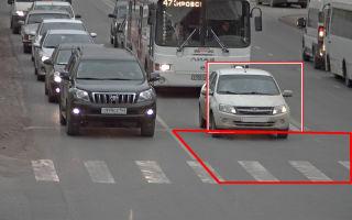 Штраф за стоп-линию: какой будет за выезд, пересечение, проезд на светофоре, можно ли оспорить наказание гибдд