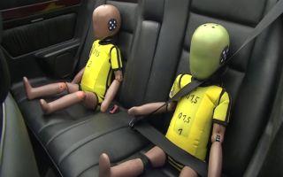 Штраф за езду без кресла: что будет, если путешествовать без детского сидения для ребенка