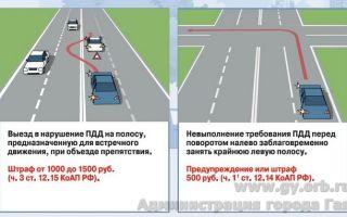 Езда по трамвайным путям: пдд по встречным, попутного направления, разрешена ли вообще, наказание и штраф