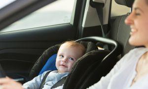 Перевозка детей на переднем сидении: правила для детей до года, до 7 лет, до 12 лет, штраф за перевозку