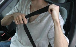 Штраф за ремень безопасности: сумма, которую придется отдать в гибдд за езду без ремня безопасности, непристегнутый ремень у ребенка, пассажира