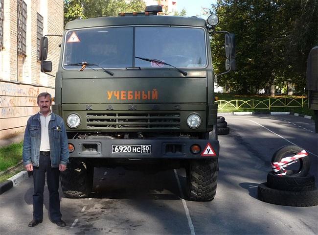 Как пройти бесплатное обучение и получить водительские права через военкомат в армии
