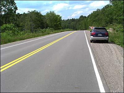 Пдд что обозначает красная разметка на вело дороге перед остановкой автобуса