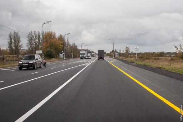 Желтая разметка на дороге что обозначает