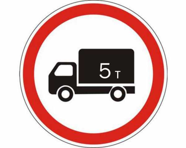 Какой предусмотрен штраф за проезд под знак грузовое движение запрещено